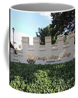 Gmc Milledgeville Coffee Mug by Aaron Martens