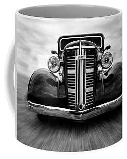 Gmc On The Move Coffee Mug by Keith Hawley