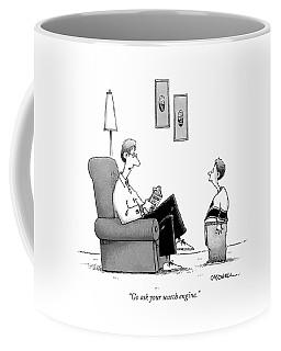 Go Ask Your Search Engine Coffee Mug