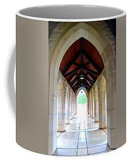 Coffee Mug featuring the photograph Go Into The Light by Deena Stoddard