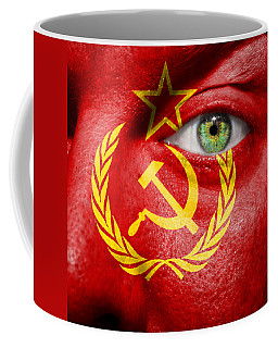 Go Ussr Coffee Mug by Semmick Photo
