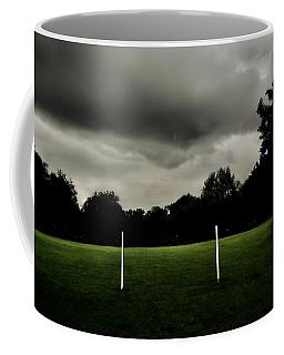 Goalposts Coffee Mug
