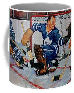 Goaltender Coffee Mug