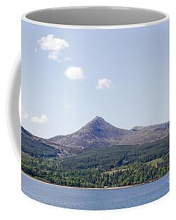 Goat Fell Isle Of Arran Scotland Coffee Mug