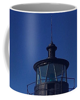 Goat Island Light Coffee Mug by Robert Nickologianis