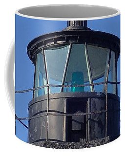 Goat Island Lighthouse Coffee Mug