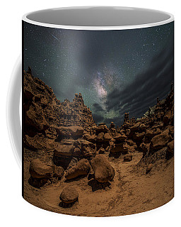 Coffee Mug featuring the photograph Goblins Realm by Dustin  LeFevre