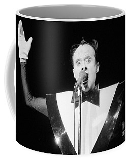 God Klaus Nomi Coffee Mug
