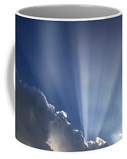 God Rays Coffee Mug