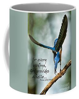 God Will Provide A Hello Coffee Mug