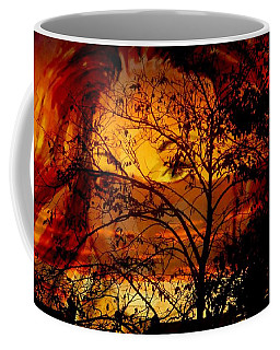 Goddess At Sunset Coffee Mug