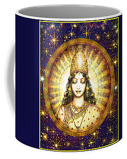 Goddess Of Stars Coffee Mug