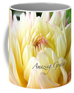 Coffee Mug featuring the photograph God's Amazing Garden by Margie Amberge