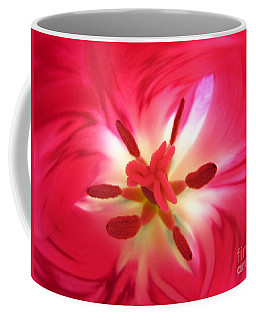 God's Floral Canvas 1 Coffee Mug