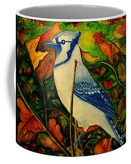 God's New Creation  Coffee Mug by Hazel Holland