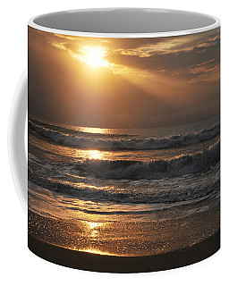 God's Rays Coffee Mug