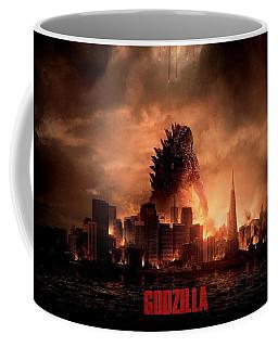 Godzilla 2014 Coffee Mug