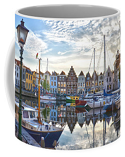 Goes Harbour Coffee Mug