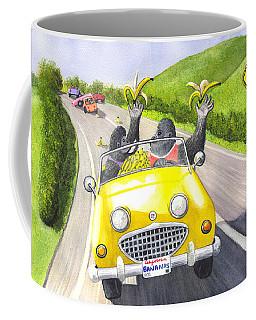 Going Bananas Coffee Mug