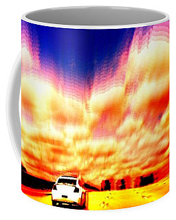 Going For A Ride Coffee Mug