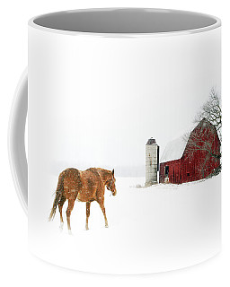 Going Home Coffee Mug by Ann Lauwers