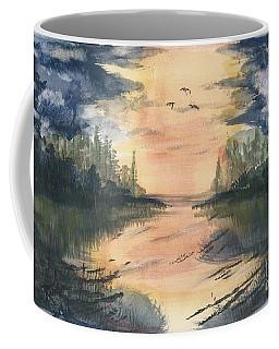 Going South  Coffee Mug