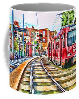 Going To Gillespie Field By Diana Sainz Coffee Mug