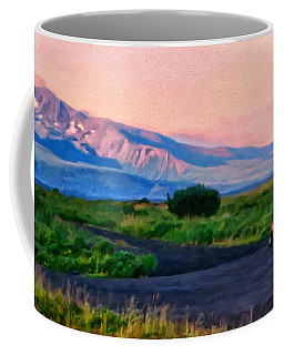 Going To School Cold Bay Style Coffee Mug
