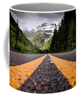 Going To The Sun Coffee Mug