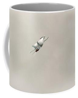 Going Vertical Coffee Mug