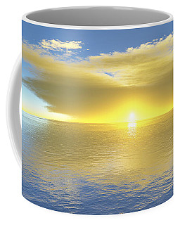 Gold Coast Coffee Mug