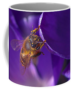 Gold Dust Coffee Mug by Sharon Talson