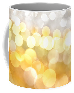 Gold On The Ceiling Coffee Mug
