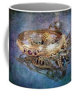 Gold Treasure Coffee Mug