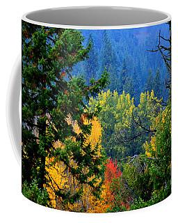 Gold Zen Coffee Mug