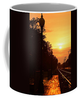 Golden Age Of Rails Coffee Mug