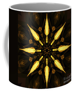 Golden Arrows Coffee Mug