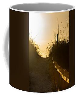 Golden Beach Access Coffee Mug