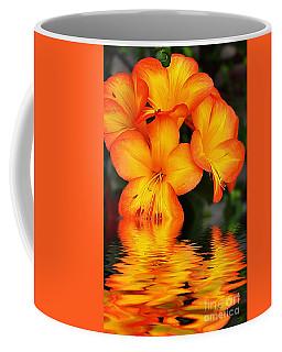 Golden Dreams Coffee Mug by Kaye Menner