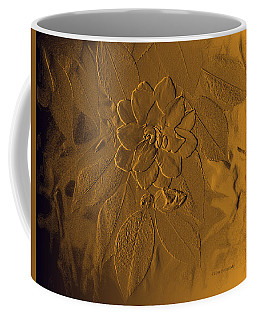 Golden Effulgence Coffee Mug by Jeanette C Landstrom
