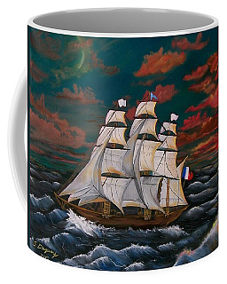 Golden Era Of Sail Coffee Mug