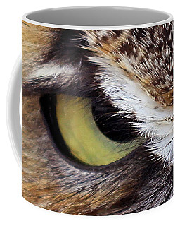 Golden Eye  Coffee Mug