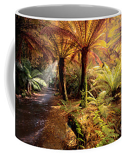 Golden Forest Coffee Mug