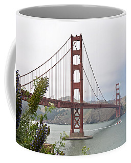 Golden Gate Bridge 3 Coffee Mug