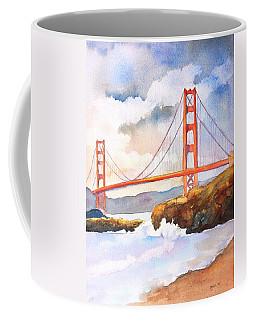 Golden Gate Bridge 4 Coffee Mug