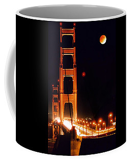 Golden Gate Night Coffee Mug