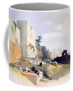 Golden Gate Of The Temple Coffee Mug