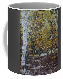 Golden Glade Coffee Mug