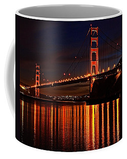 Golden Glory Coffee Mug