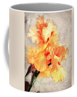 Golden Iris 1 Coffee Mug